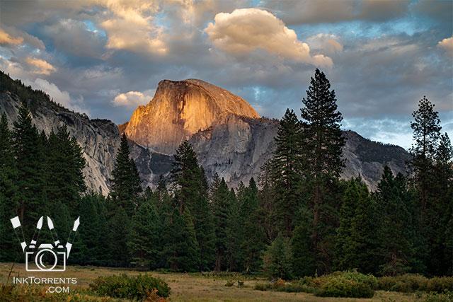 Purchase Golden Hour At Half Dome Yosemite Naitonal Park @ InkTorrents.com by Soma