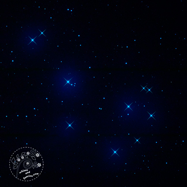Pleiades Star Cluster | Whims And Fancies