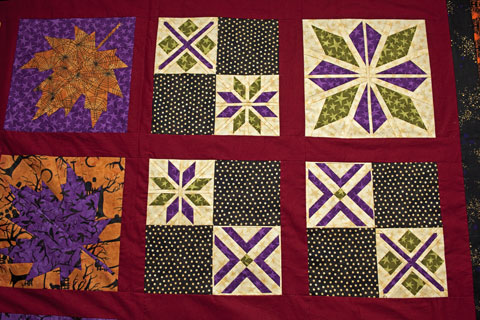 Stars Quilt Pattern