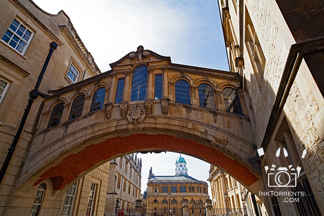 Hertford Bridge Sheldonian Theatre Oxford England @ InkTorrents.com by Soma Acharya