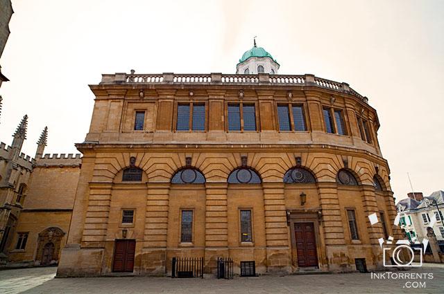 Sheldonian Theatre Oxford England @ InkTorrents.com by Soma Acharya