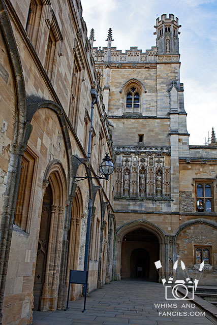 Bodley Tower, Christ Church, Oxford, UK | Whims And Fancies