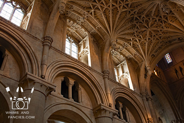 Christ Church Cathedral, Oxford, England | Whims And Fancies