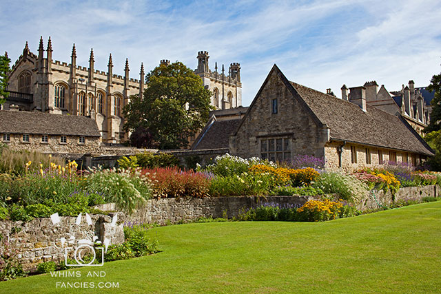 Christ Church, Oxford, UK | Whims And Fancies