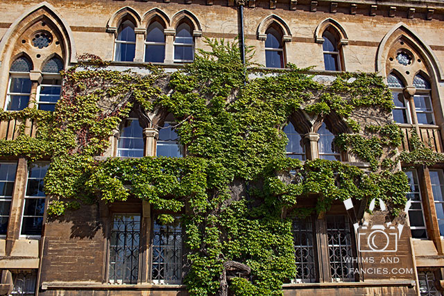 Meadow Building, Christ Church, Oxford, UK | Whims And Fancies