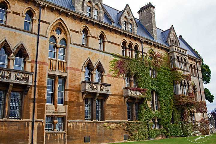 Christ Church College, Oxford England | Whims And Fancies