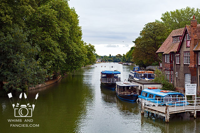River Isis, Oxford, UK | Whims And Fancies