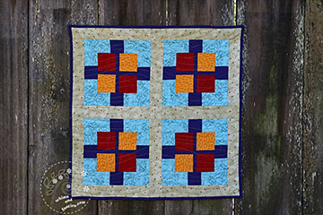 Squres Plus Quilt Patterns