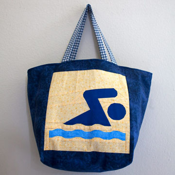 Swimming Quilt Pattern
