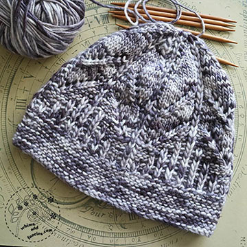 Winter Wish Knitted Hat