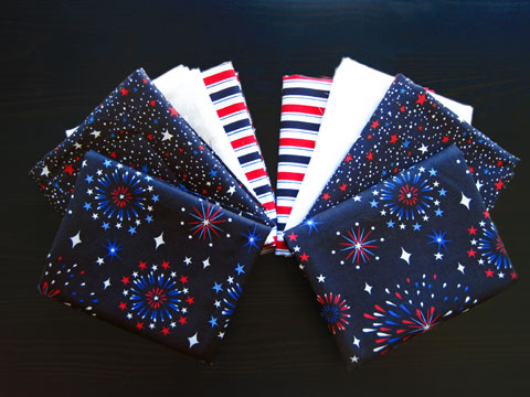 4th Of July Fabric Giveaways | Whims And Fancies