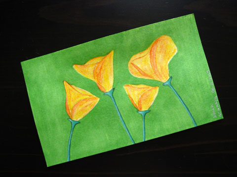 ICAD 2015 - California Poppies | Whims And Fancies