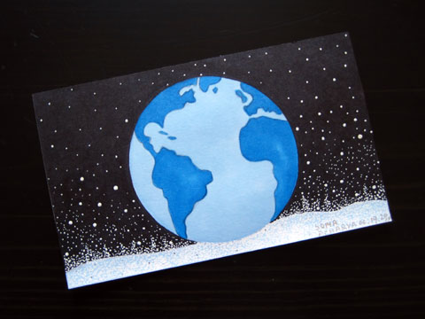Icad 2015 - Snow Globe | Whims And Fancies