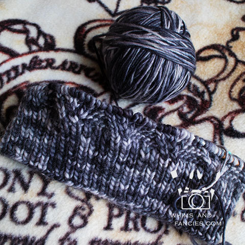 Knitting Hat | Whims And Fancies