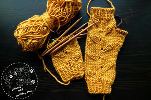 Harvest Mitts | Whims And Fancies