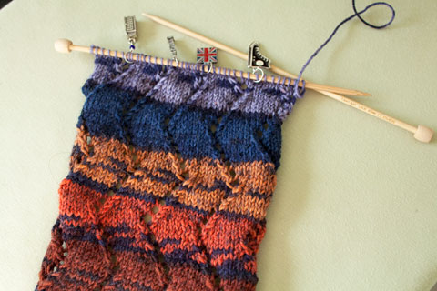 Sock Of Kindness Scarf