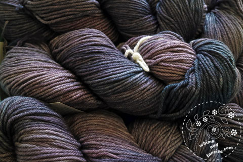 Malabrigo Plomo Yarn | Whims And Fancies