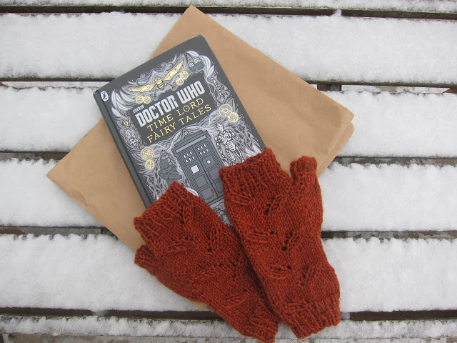 Harvest Date Mitts And Doctor Who Fairy Tales | Whims And Fancies