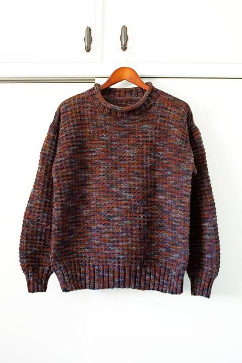 Caron Simply Soft Yarn Sticks & Stones Pullover