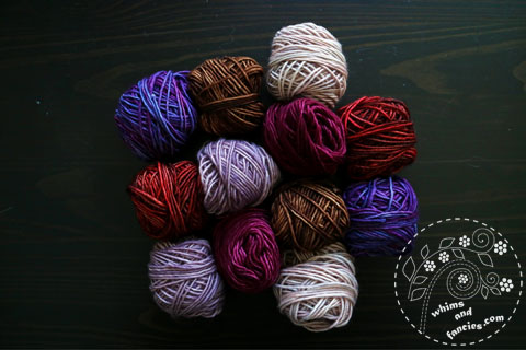 Madeline Tosh Sample Yarn | Whims And Fancies