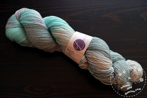Yorkshire Sky Yarn | Whims And Fancies