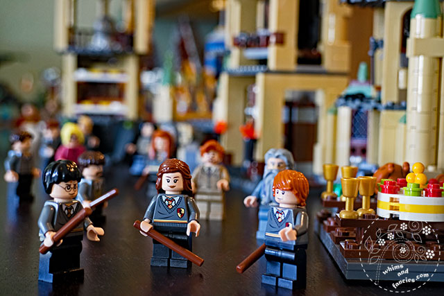 Lego Harry Potter Halloween Feast | Whims And Fancies