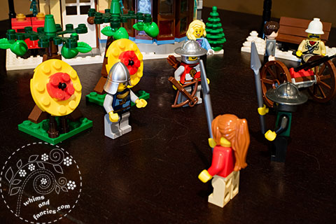 Lego Winter Village | Whims And Fancies