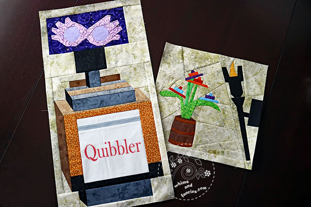 Lego Harry Potter Quilt Pattern | Whims And Fancies