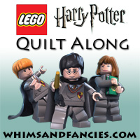Lego Harry Potter Quilt Along | Whims And Fancies