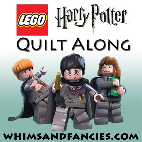 Lego Harry Potter Quilt Patterns | Whims And Fancies
