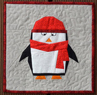 Penguin Quilt Pattern