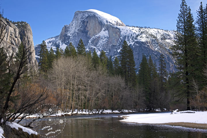 Half Dome, Yosemite National Park | Whims And Fancies