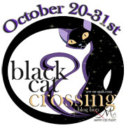 Black Cat Crossing Blog Hop