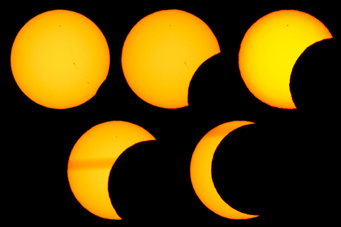 Solar Eclipse on May 20th, 2012