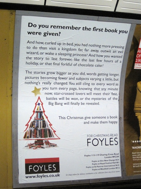 Foyles Books London | Whims And Fancies