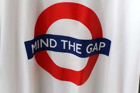 Mind The Gap Please!