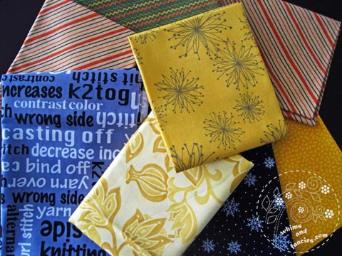 Fall Fabric Package | Whims And Fancies