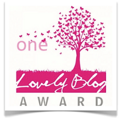 One Lovely Blog Award | Whims And Fancies