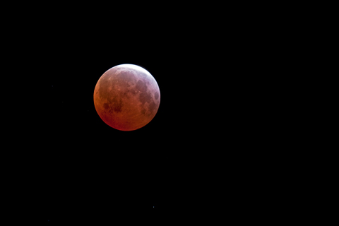 Lunar Eclipse April 4th, 2015