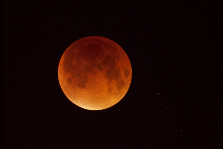 Lunar Eclipse 2015 | Whims And Fancies