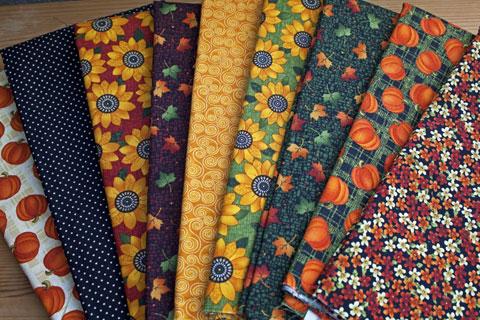 Benartex Fall Fabrics