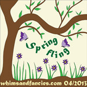 Spring Fling Paper Piecing Blog Hop