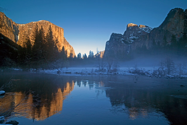 Valley View, Yosemite National Park | Whims And Fancies