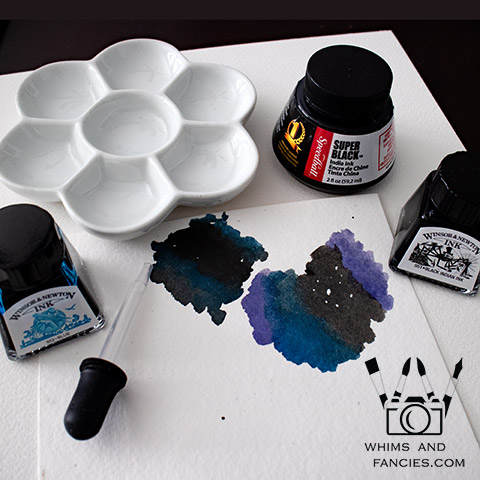 Winsor & Newton Ink | Whims And Fancies