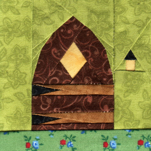 Magic fairy door free pattern whims and fancies for Fairy door pattern