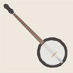 10 Inch Banjo Quilt Pattern
