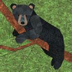 Bear Cub  Quilt Pattern