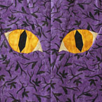 Cat Eyes Quilt Pattern