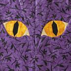 Cat Eyes Quilt Pattern