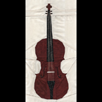 Cello Quilt Pattern